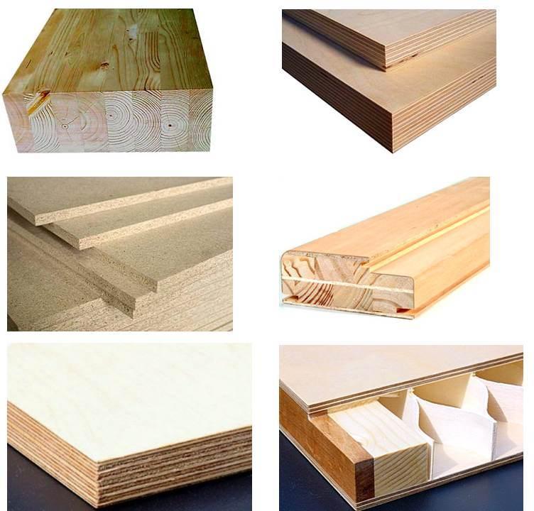 Massello tamburato o truciolare non solo mobili cucina soggiorno e camera - Tipi di legno per mobili ...