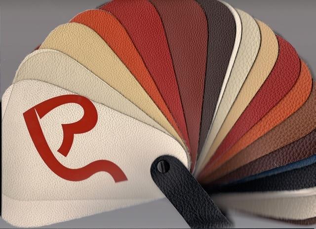 I colori della pelle e dell'ecopelle