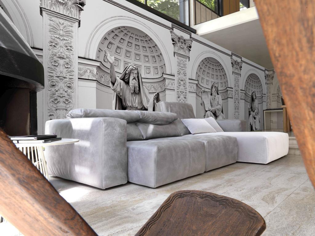 Pannelli murali archives non solo mobili cucina for Carta parati soggiorno