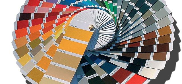 mille colori, mille sfumature tra le quali scegliere