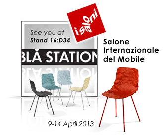 bla station salone del mobile