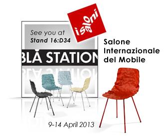 bla station salone del mobile