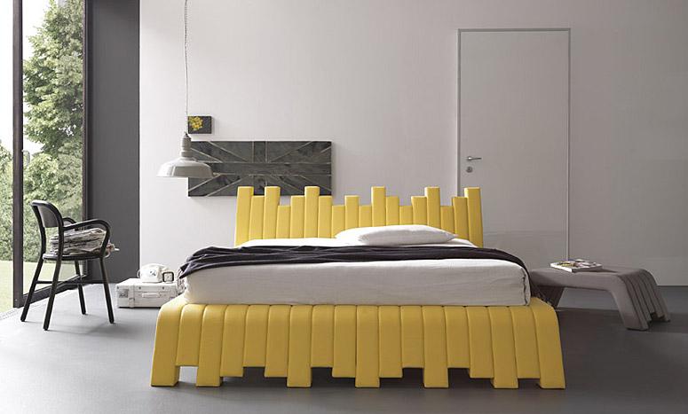 cubed Bolzan giallo