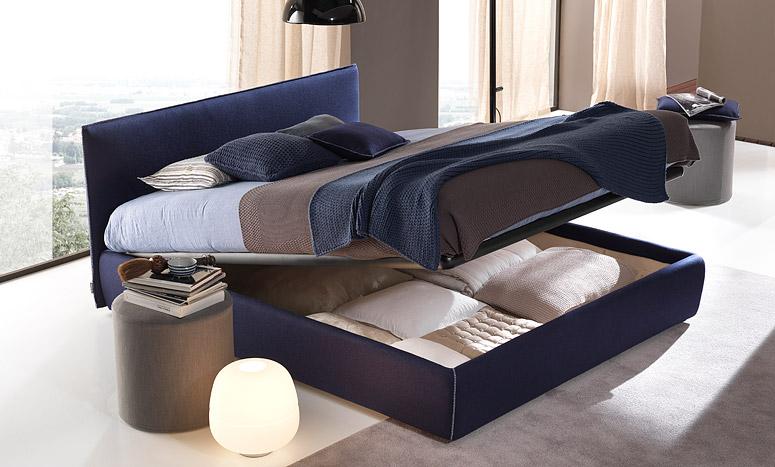 Letto imbottito archives non solo mobili cucina soggiorno e camera - Mal di schiena letto ...