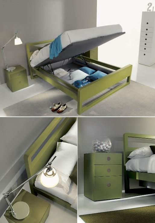 letto feel fimar mobili