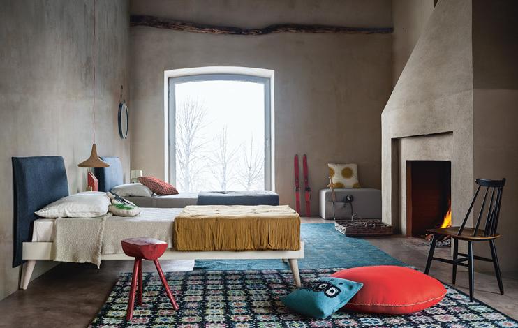 letto woody Battistella