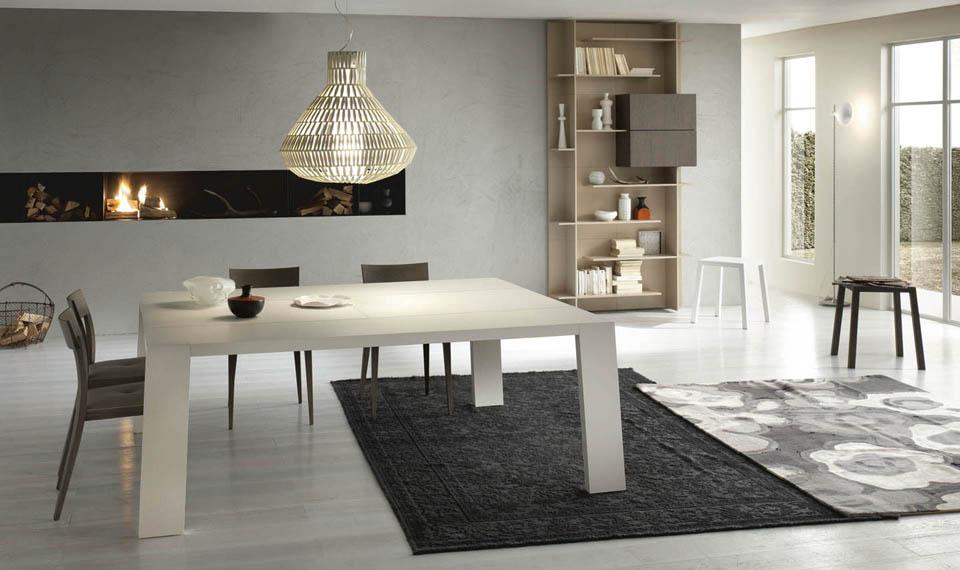 I tavoli allungabili di alf da fr for Tavoli allungabili di design