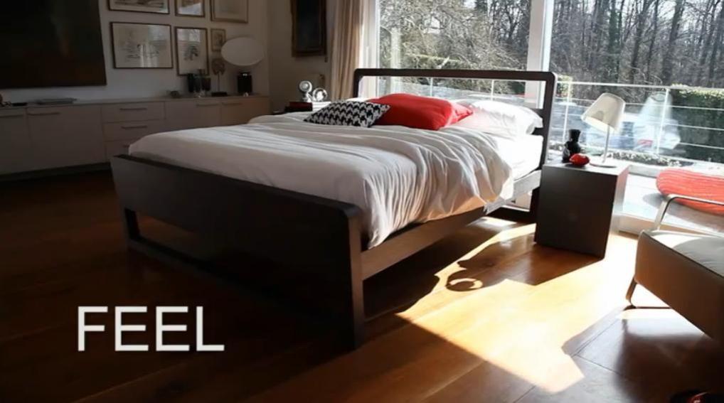 letto contenitore feel FIMAR MOBILI