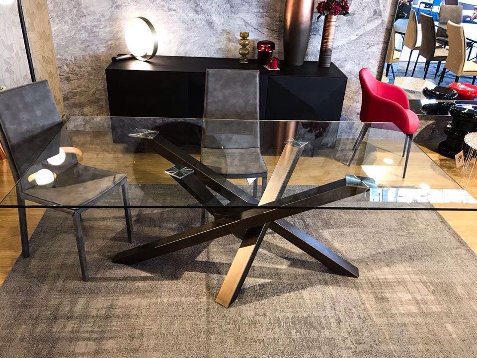 Fimar mobili archives non solo mobili cucina soggiorno e camera - Tavolo riflessi shangai allungabile ...