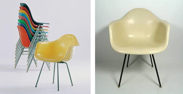 eames-chair-riciclata