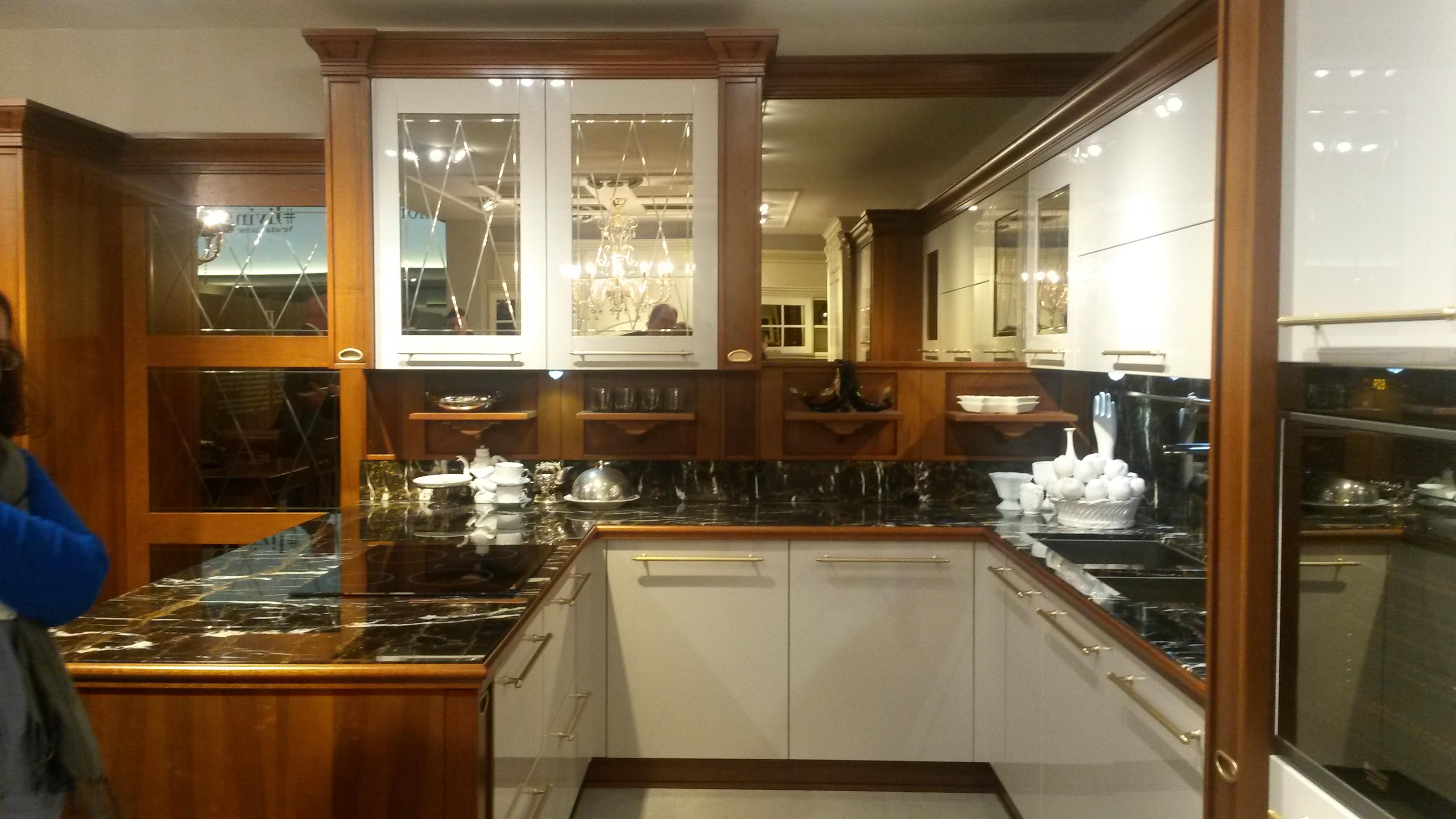 Il Classico Incontra Il Moderno: Il Calore E La Solidità Del Legno  #0C3066 3264 1836 Come Pulire I Mobili Da Cucina In Legno