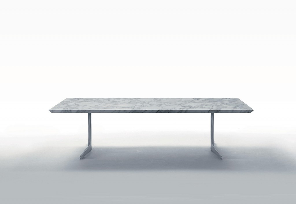 flexform tavolo in marmo