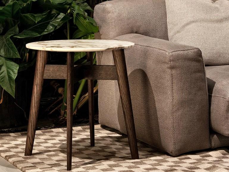 tavolino marmo poliform
