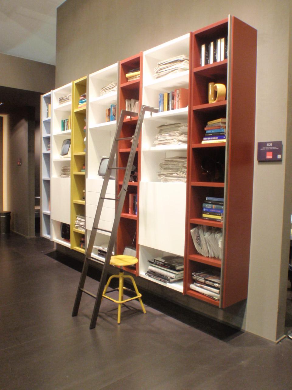 libreria edis fimar mobili