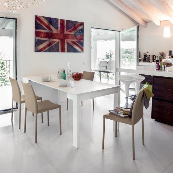 Tavolo Consolle Allungabile Ikea Prezzi.Casa Moderna Roma Italy Consolle Ikea Allungabile
