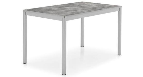 calligaris tavolo performance allungabile cemento