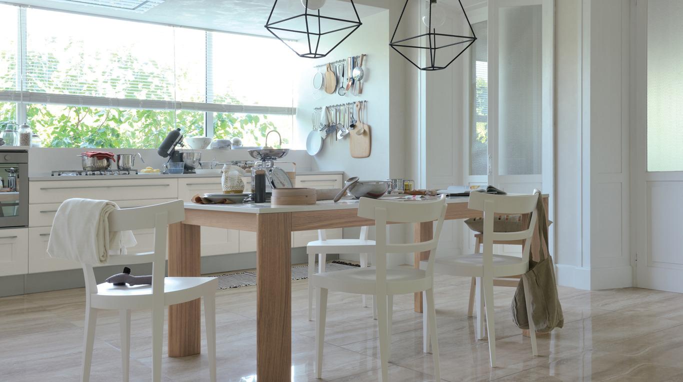 Add more veneta cucine archives non solo mobili cucina - Sedie e tavoli da cucina ...