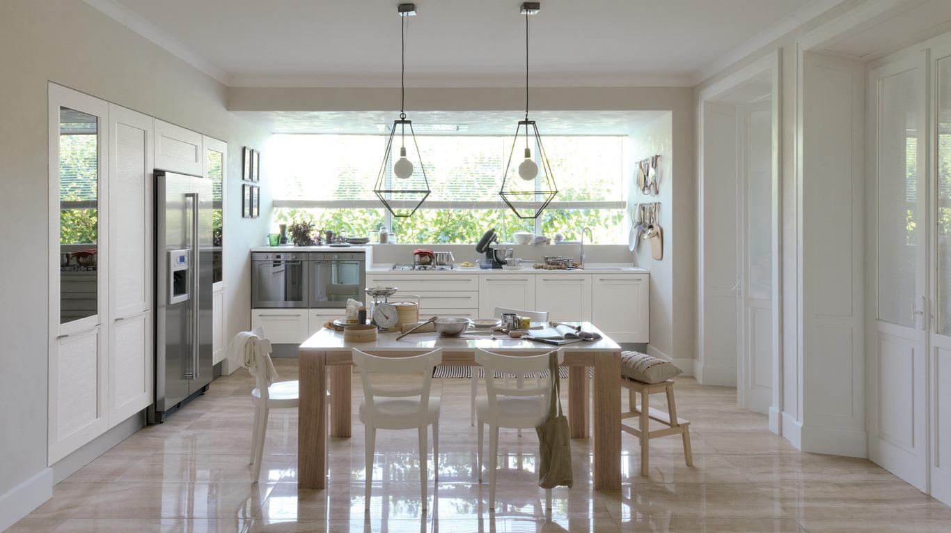 Scopriamo la cucina dialogo di veneta cucine mobili e for Arredo3 o veneta cucine