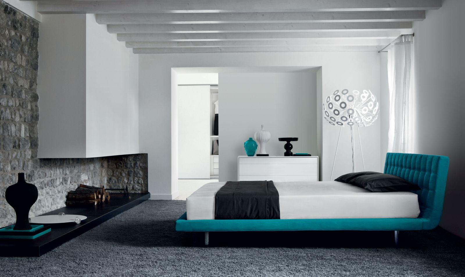 Camera Da Letto Blu Cobalto : Camera da letto blu cobalto: camera da letto blu cobalto u foto