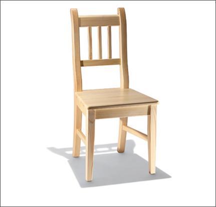norberto nova sedia in legno