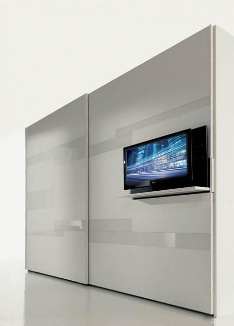 Novita' fimar mobili: madia, letto, libreria, parete del soggiorno ...