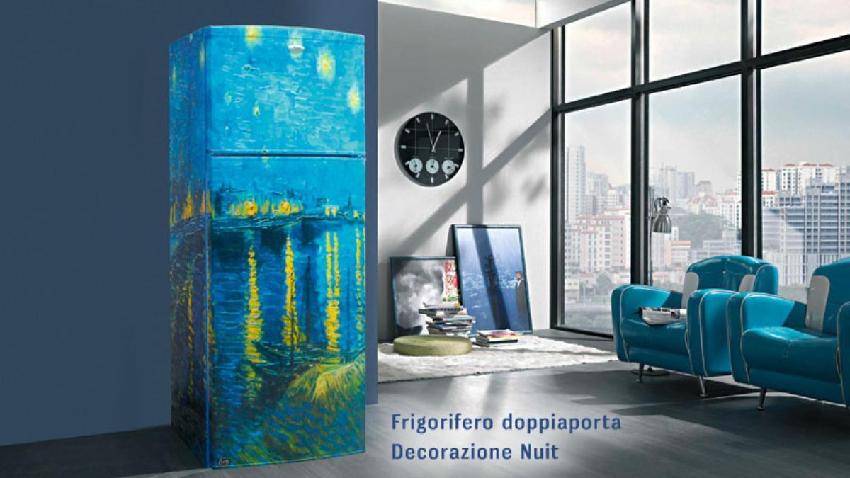 decorazione frigoriferi elettrodomestici complementi d