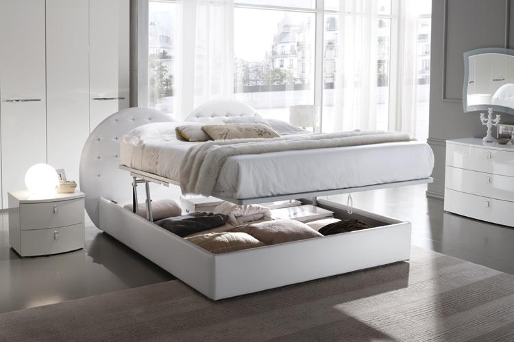camera da letto con cuore e swarovski non solo mobili