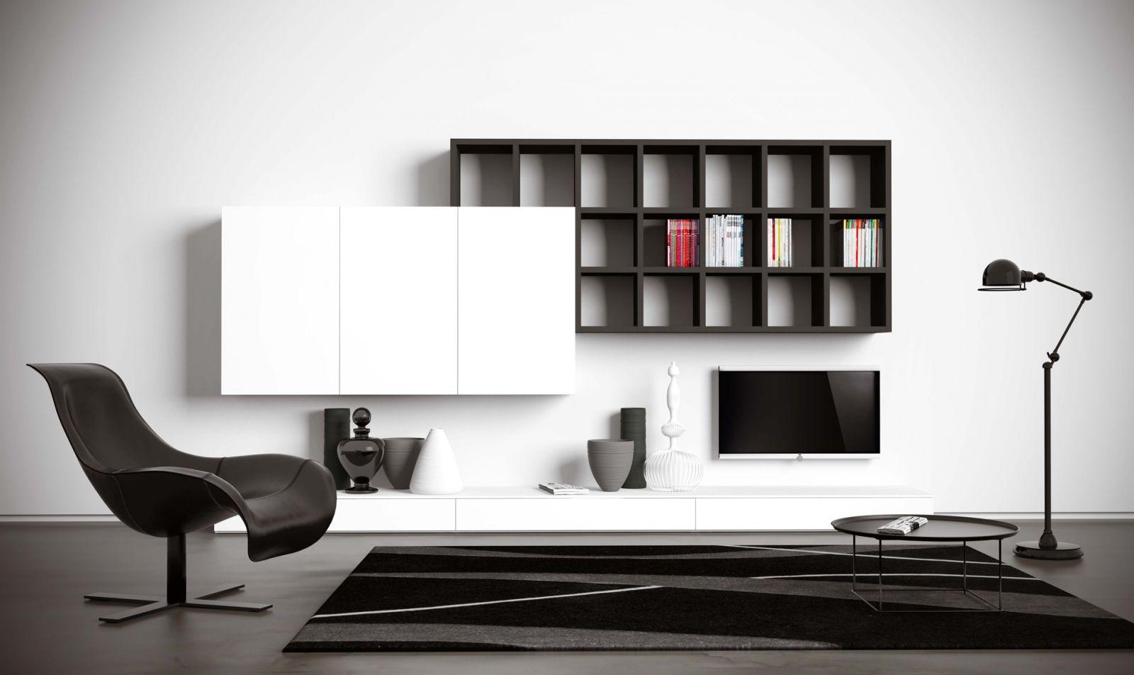 soggiorno moderno novamobili