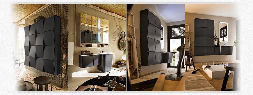 Bagno di design archives non solo mobili cucina - Bagno stile etnico ...