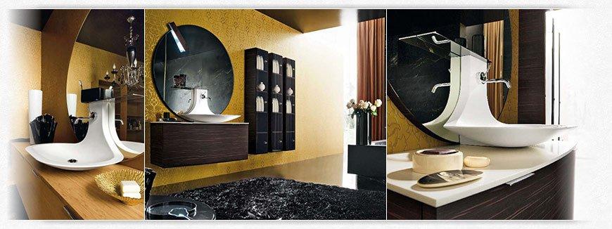 Lavabo Taki, design e funzionalità.