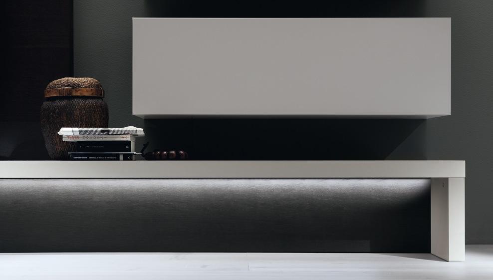 panca lounge luci led