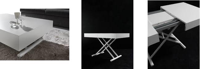 tavolo trasformabile block