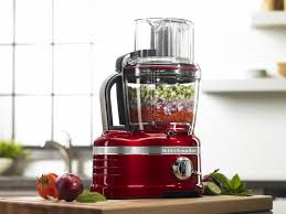 kitchenaid food processor artisan