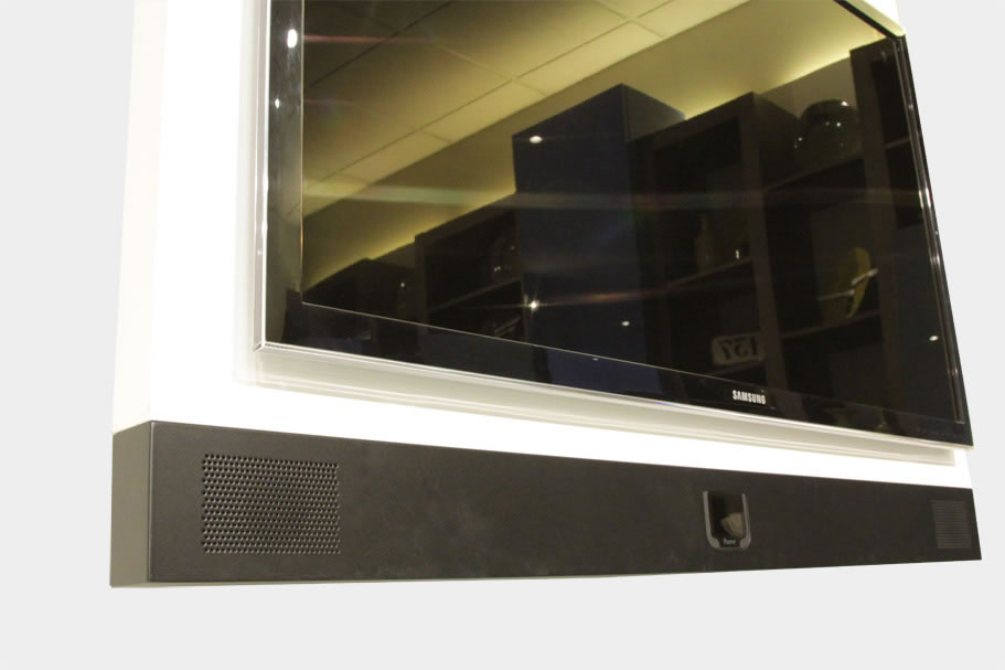 porta tv rack evo