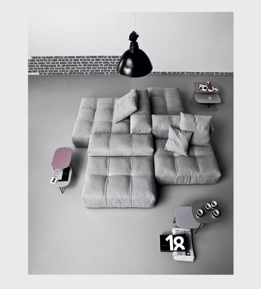 saba divano pixel componibile