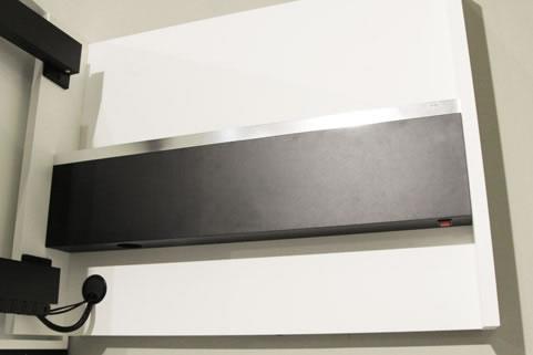 subwoofer porta tv rack evo