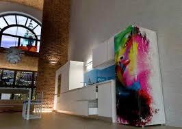 frigorifero colorato quadro