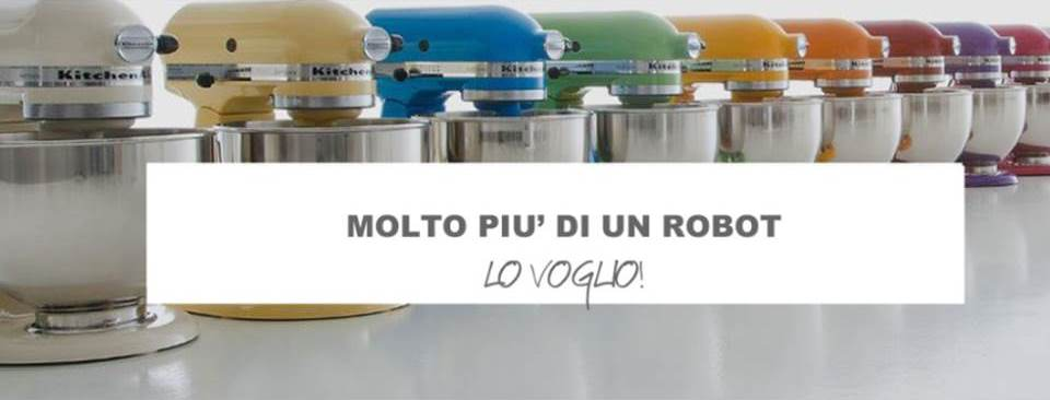 robot da cucina kitchen aid
