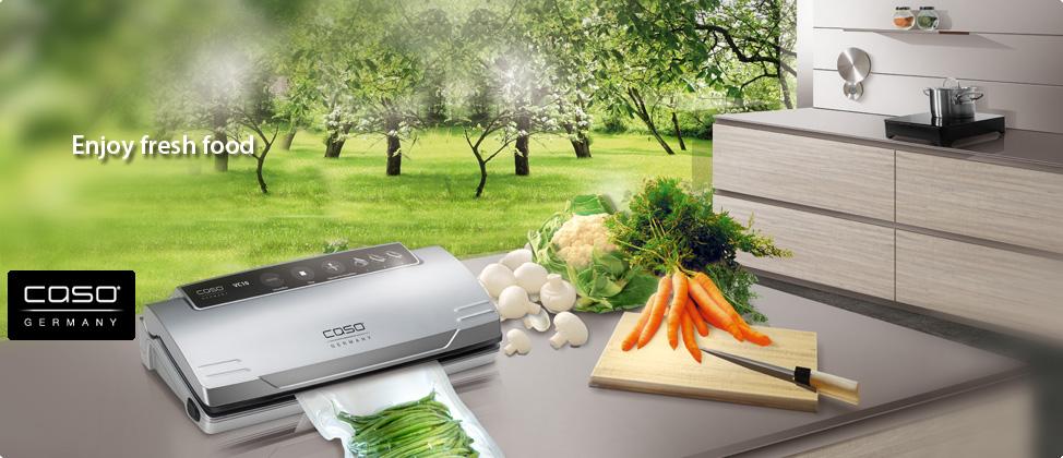 cucinare sottovuoto con caso elettrodomestici