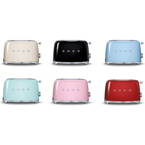 tostapane smeg anni '50 colori