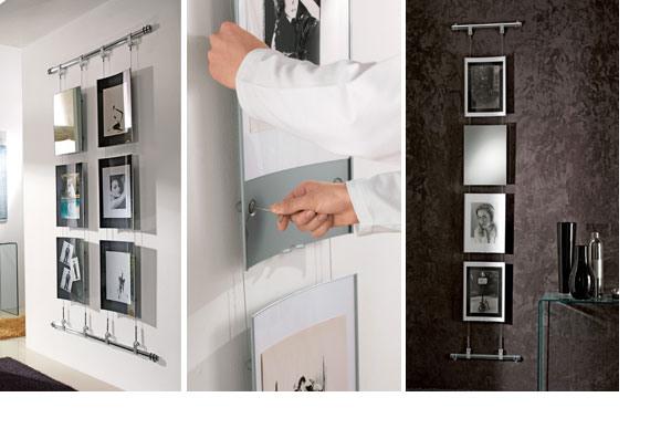 Idee arredamento archives pagina 7 di 31 non solo for Portafoto parete