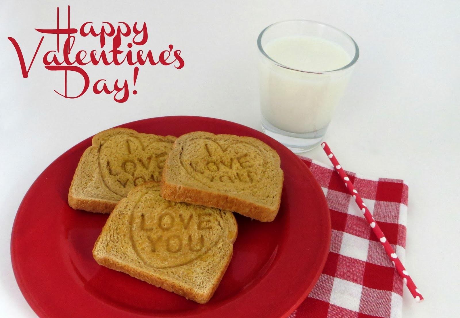 san valentino toast