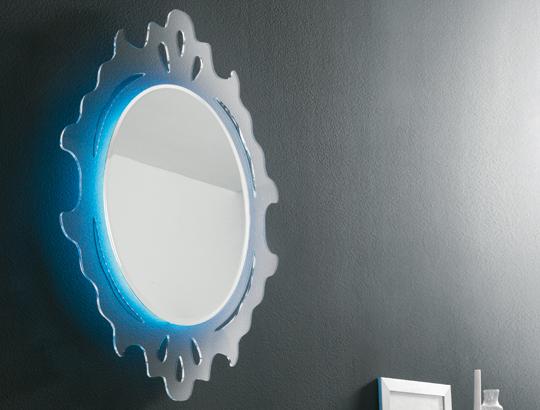 specchio olimpo riflessi
