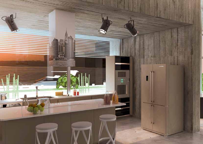 Veneta cucine archives non solo mobili cucina for Cappa sospesa per isola