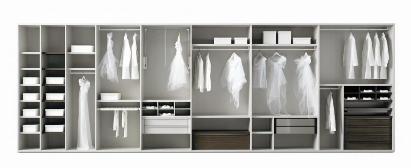 Armadio su misura non solo mobili cucina soggiorno e - Armadio un anta ikea ...