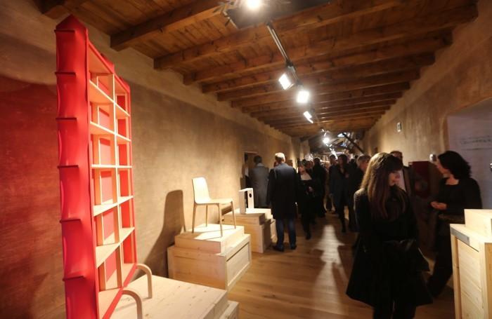 Triennale design Museum villa reale