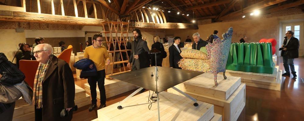 Triennale Design Museum: in mostra le opere della collezione permanente del design italiano.