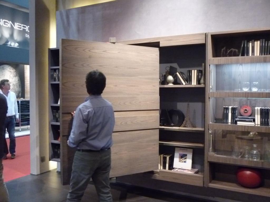 pannello porta tv legno Fimar