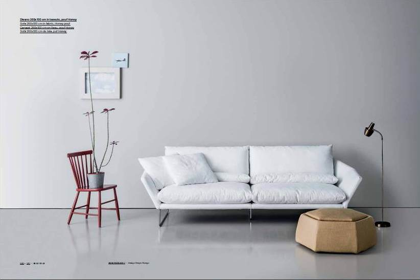 divano new york soft saba