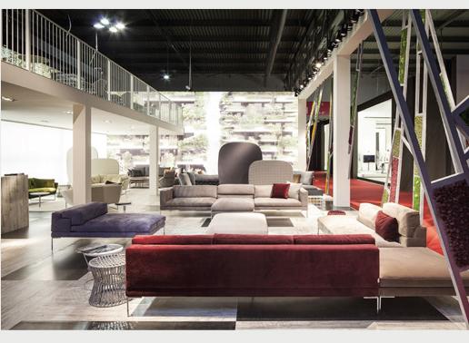 collezione divani Saba salone del mobile